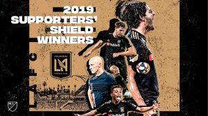 Carlos Vela y LAFC levantan su primer trofeo en la MLS
