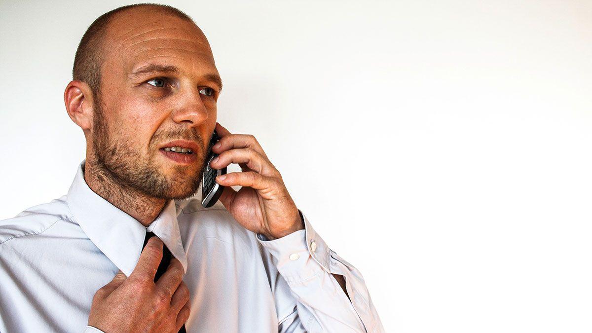 Qué debes hacer si no pudiste llegar a una entrevista de trabajo