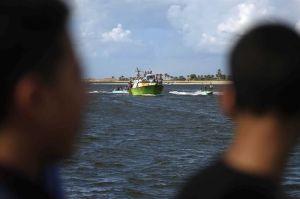 70 migrantes son rescatados de naufragio en el mar Mediterráneo