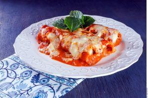 ¿Antojo de pasta? Date un gusto con exquisita receta de canelones rellenos de atún
