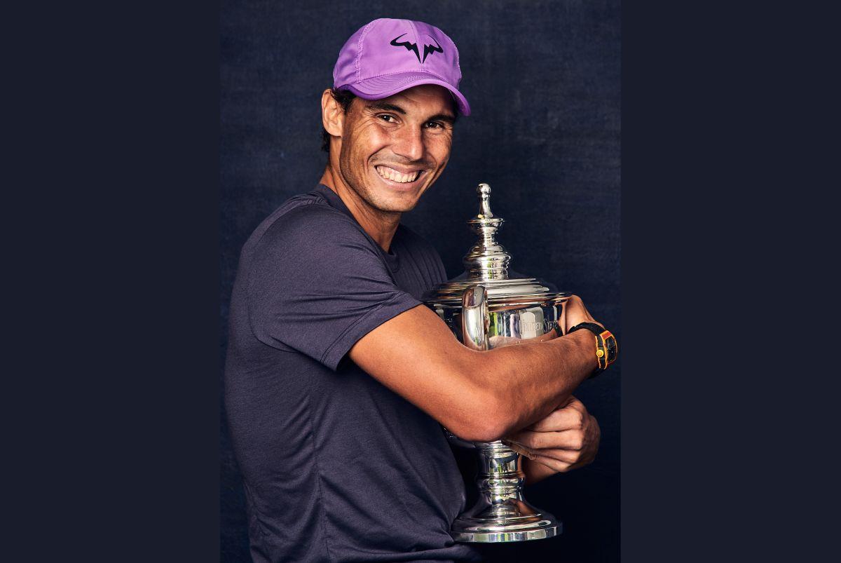 """Rafael Nadal: """"No juego por callar bocas. El espíritu de revancha no me gusta"""""""