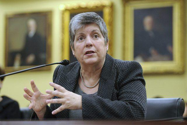 Janet Napolitano renuncia a la presidencia de la Universidad de California