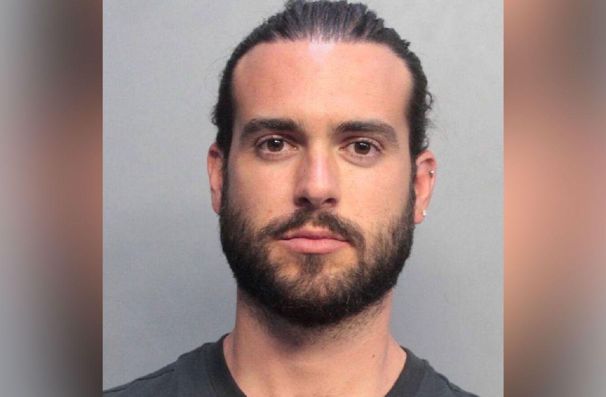 Pablo Lyle fue arrestado y puesto en libertad bajo a fianza.