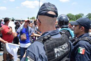 Cae policía en Ciudad Juárez por extorsionar a migrantes