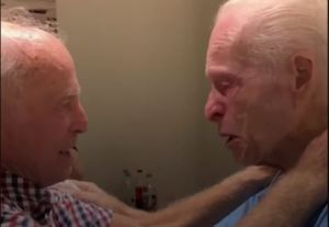Primos se reúnen tras 75 años separados por culpa del Holocausto