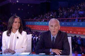 Jorge Ramos se roba el show en el debate demócrata