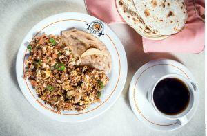 El desayuno más mexicano: Machacado con huevo