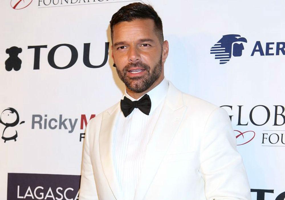 Ricky Martin calienta Instagram presumiendo su cuerpo