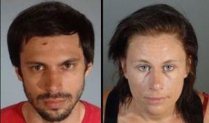 """Video: sospechoso de secuestro fue presuntamente visto cantando """"maté"""" y """"enterré"""" a una mujer"""