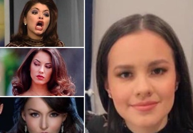 Los memes más brutales en contra de Sarita, la hija menor de José José