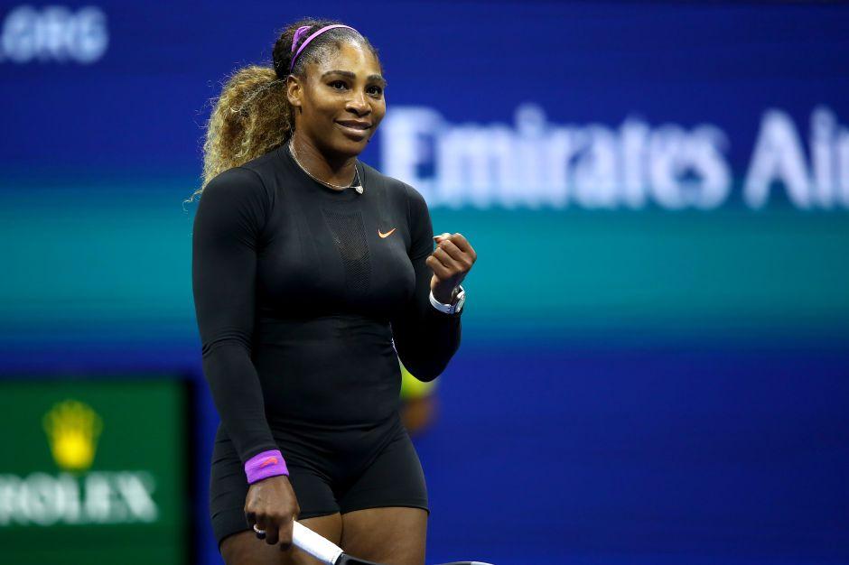 Serena Williams pasa a la final y va por su séptima corona en el US Open