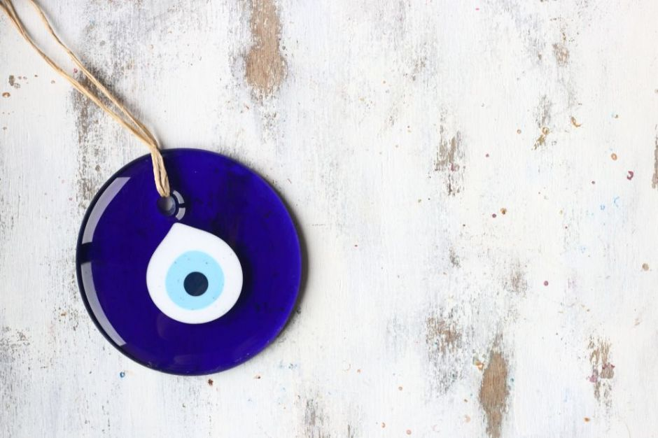 5 accesorios del Ojo Turco que te protegerán de las malas energías