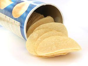 Abre una bolsa de papas y ¡sólo había una!