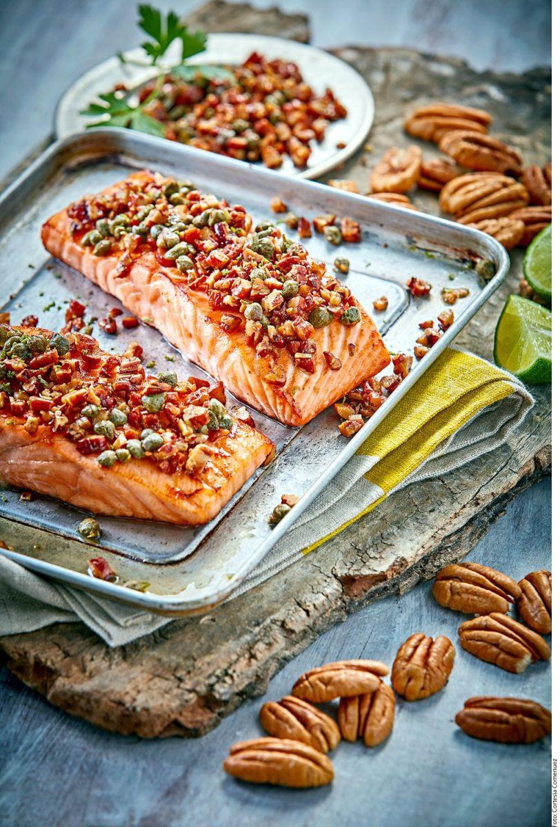 ¡Come más salmón! Combate la hipertensión y disminuye el colesterol