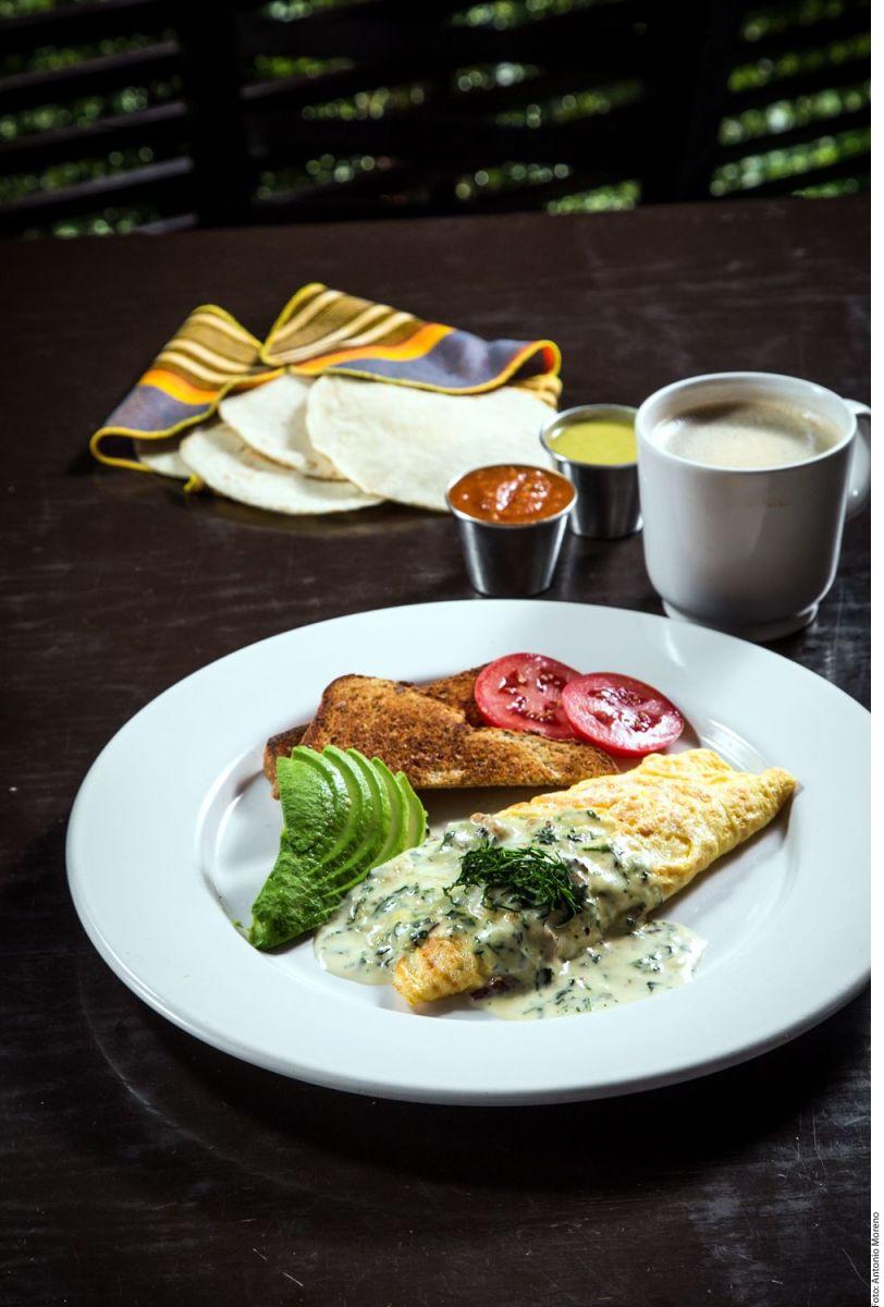 Este desayuno es una maravillosa opción para aumentar el consumo de fibra, es saludable y esta indicado para perder peso.