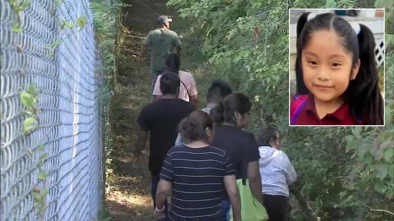 Madre latina reza para que aparezca su niña en Nueva Jersey; FBI entró en el caso