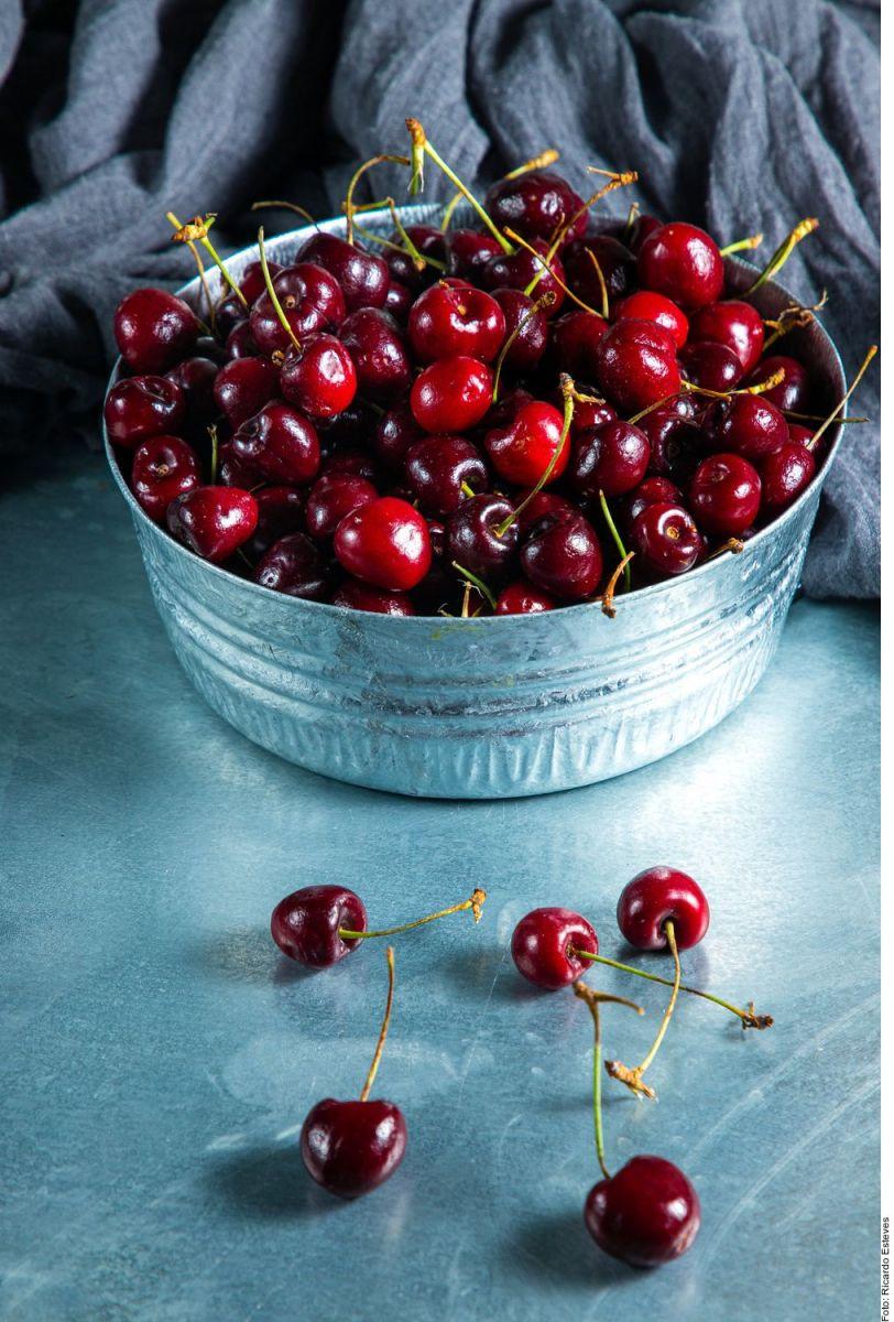 ¡El mejor aliado para la gota y diabetes! conoce el súper poder de las cerezas