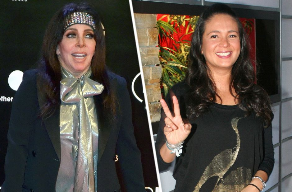 Yolanda Andrade tacha de patética la reacción de Verónica Castro