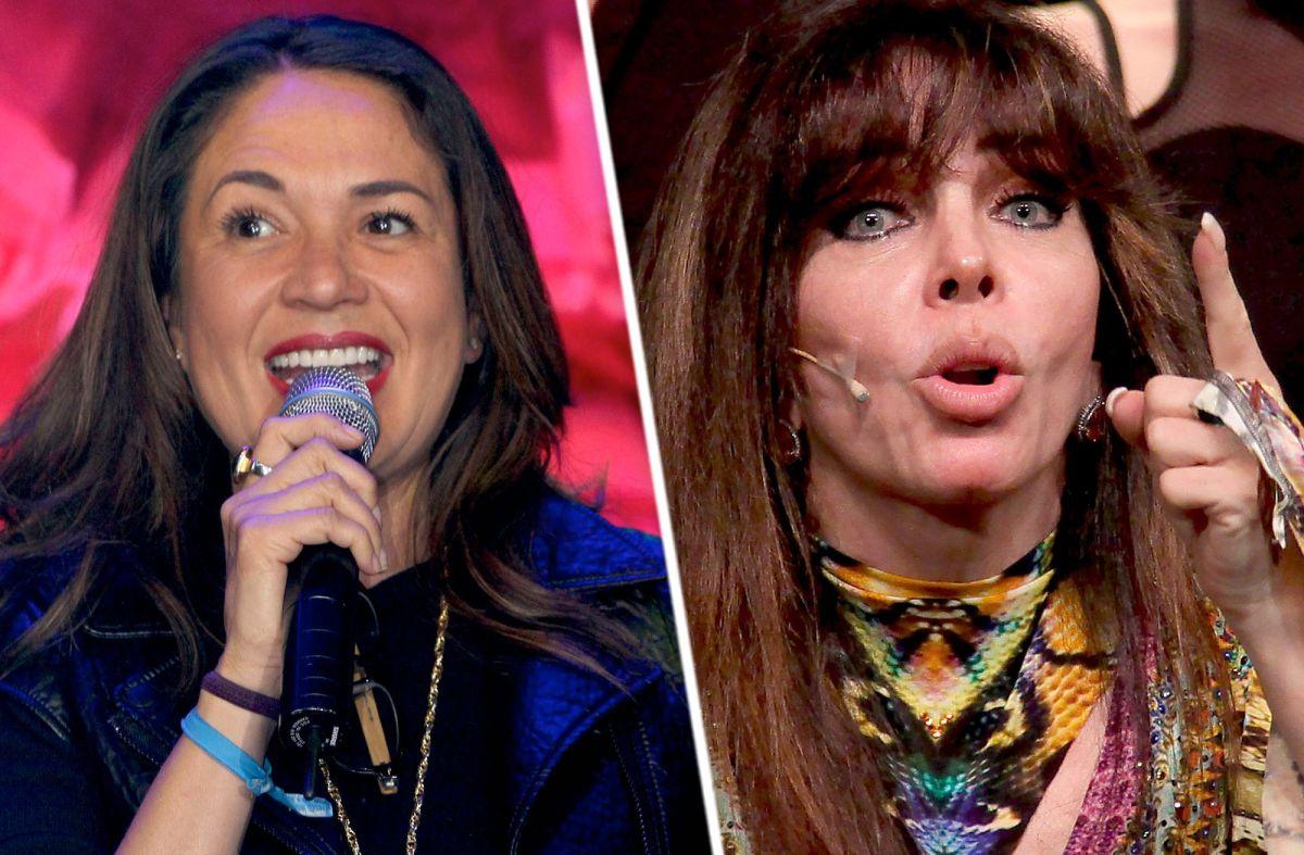 Verónica Castro estalla, y Yolanda Andrade mantiene su amenaza