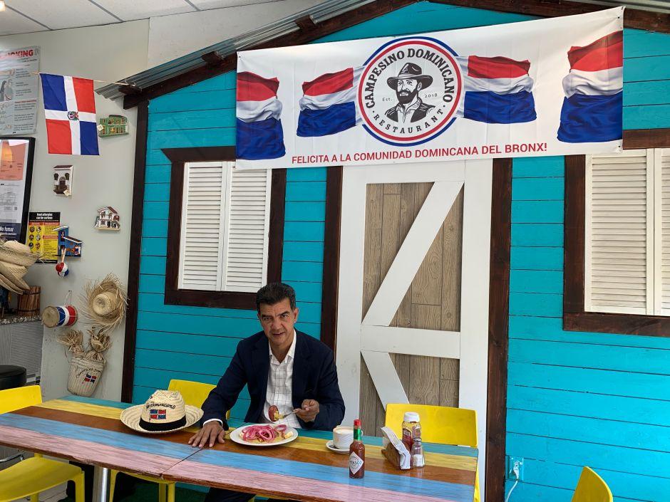 Ydanis Rodríguez lanza candidatura al Congreso