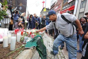 Hija de indigente mexicano asesinado en Chinatown no entiende por qué su padre dormía en la calle