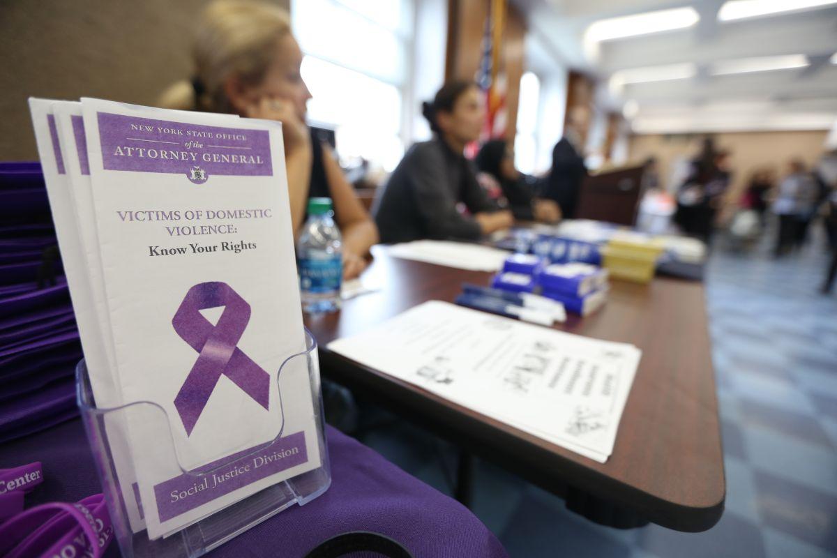 Mes contra la violencia doméstica cierra con cuatro brutales feminicidios en NYC
