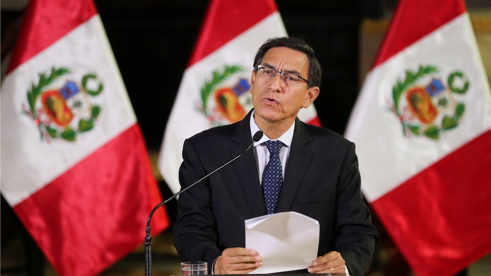 Disolución del Congreso en Perú: 4 claves para entender el enfrentamiento  entre Vizcarra y el Parlamento (y lo que puede pasar ahora) | El Diario NY