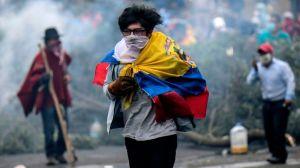 Crisis en Ecuador: la oferta de Lenín Moreno a los líderes indígenas en medio de duros enfrentamientos en Quito