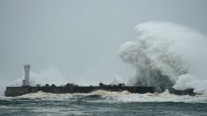 Tifón Hagibis: Japón recibe el azote del tifón más poderoso en décadas