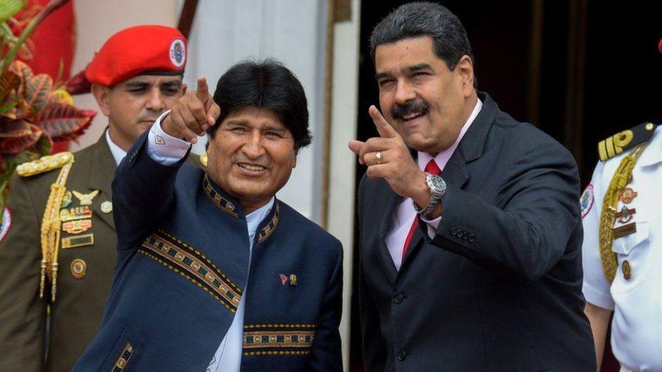 Evo Morales busca la reelección: en qué se diferencian los modelos económicos de Bolivia y Venezuela
