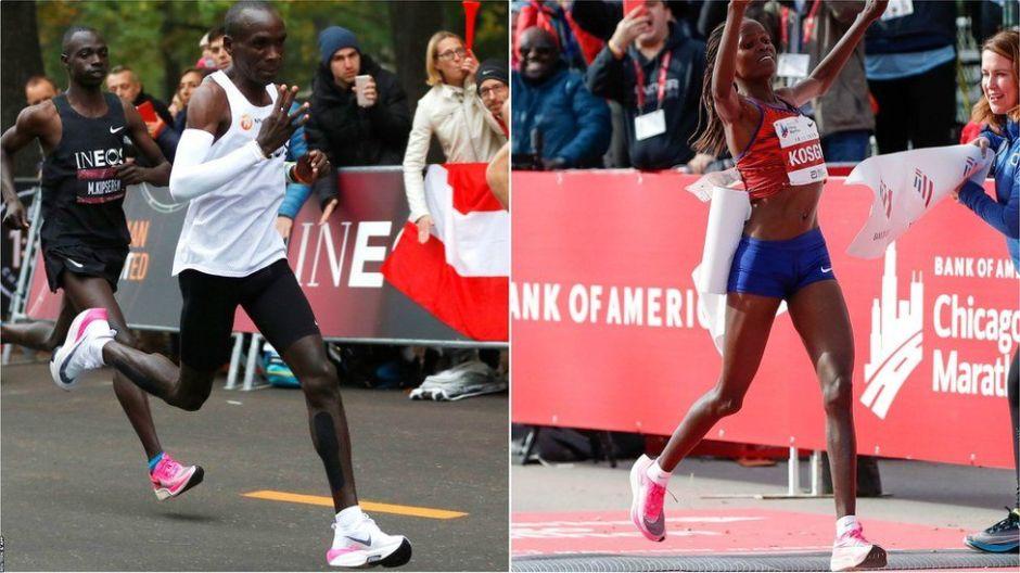 La controvertida tecnología de las zapatillas Nike para correr maratones