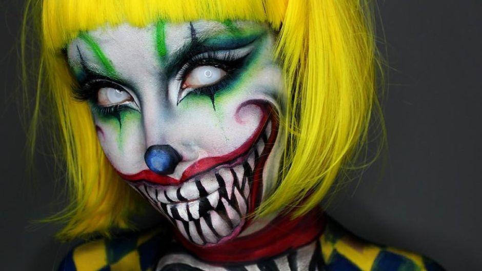 Las mujeres para las que es Halloween todo el año (y cómo se ganan la vida con su aspecto espeluznante)