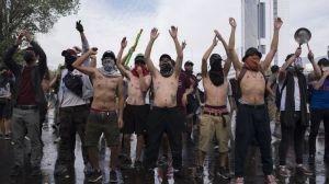 """""""Vamos a seguir con manifestaciones hasta que los pueblos crean que se gobierna para ellos"""""""