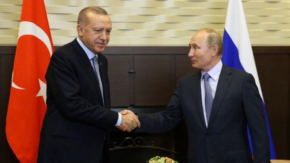 Por qué Rusia es la gran ganadora en el conflicto entre Turquía y los kurdos en el norte de Siria