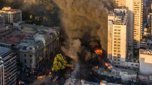Chile lanza un megaplan económico tras sufrir su peor caída en 10 años