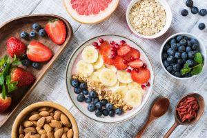 ¡Desayuna más nutritivo y aumenta tu consumo de fibra!