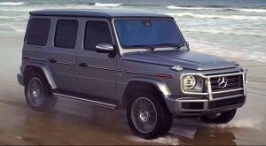 6 Datos sobre la Mercedez-Benz G-Class que tal vez no conocías