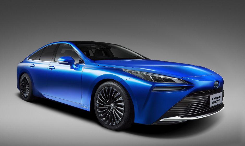 Te presentamos al rediseño Toyota Mirai 2021: Mira lo que ofrece