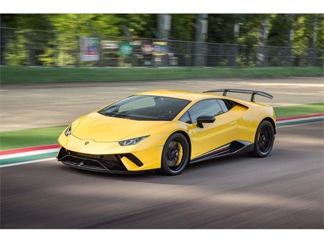 Lamborghini construyó 14,022 Huracanes en cinco años, una cifra récord