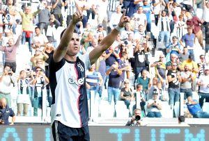 Nuevo récord de CR7 en el triunfo de la Juventus sobre el Leverkusen