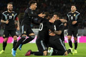 Argentina remonta y logra el empate ante Alemania
