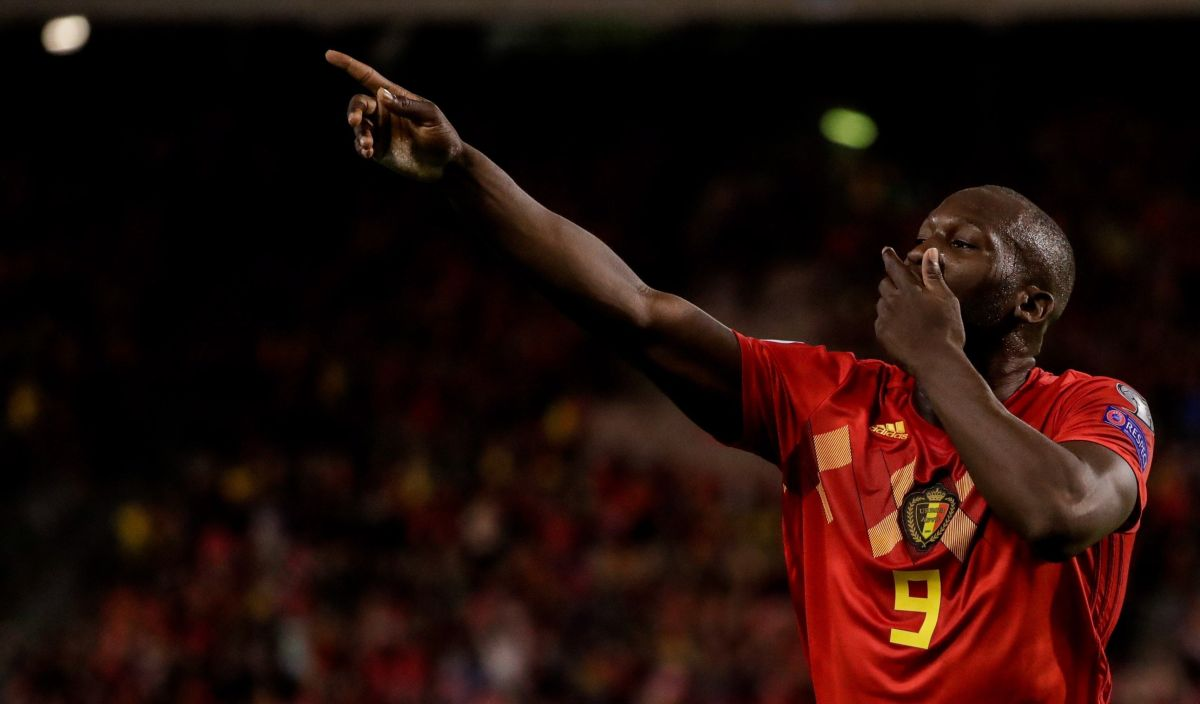 Bélgica primer invitado a la Eurocopa 2020