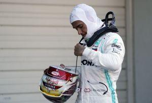 """""""Siento ganas de dejarlo todo"""": el emotivo mensaje de Lewis Hamilton"""