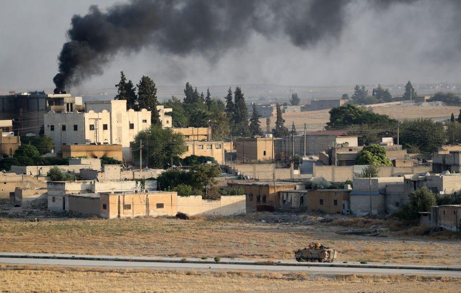 """Trump enfurece al conocer los """"crímenes de guerra"""" de Turquía en Siria"""