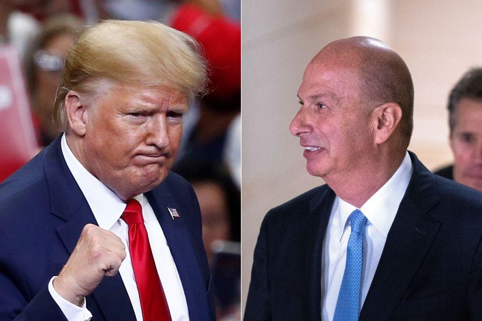 La importante correción de diplomático que afectaría a Trump en proceso de juicio político