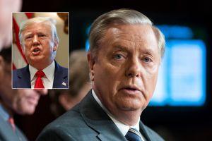 Senador republicano exige terminar con la investigación para el juicio político a Trump