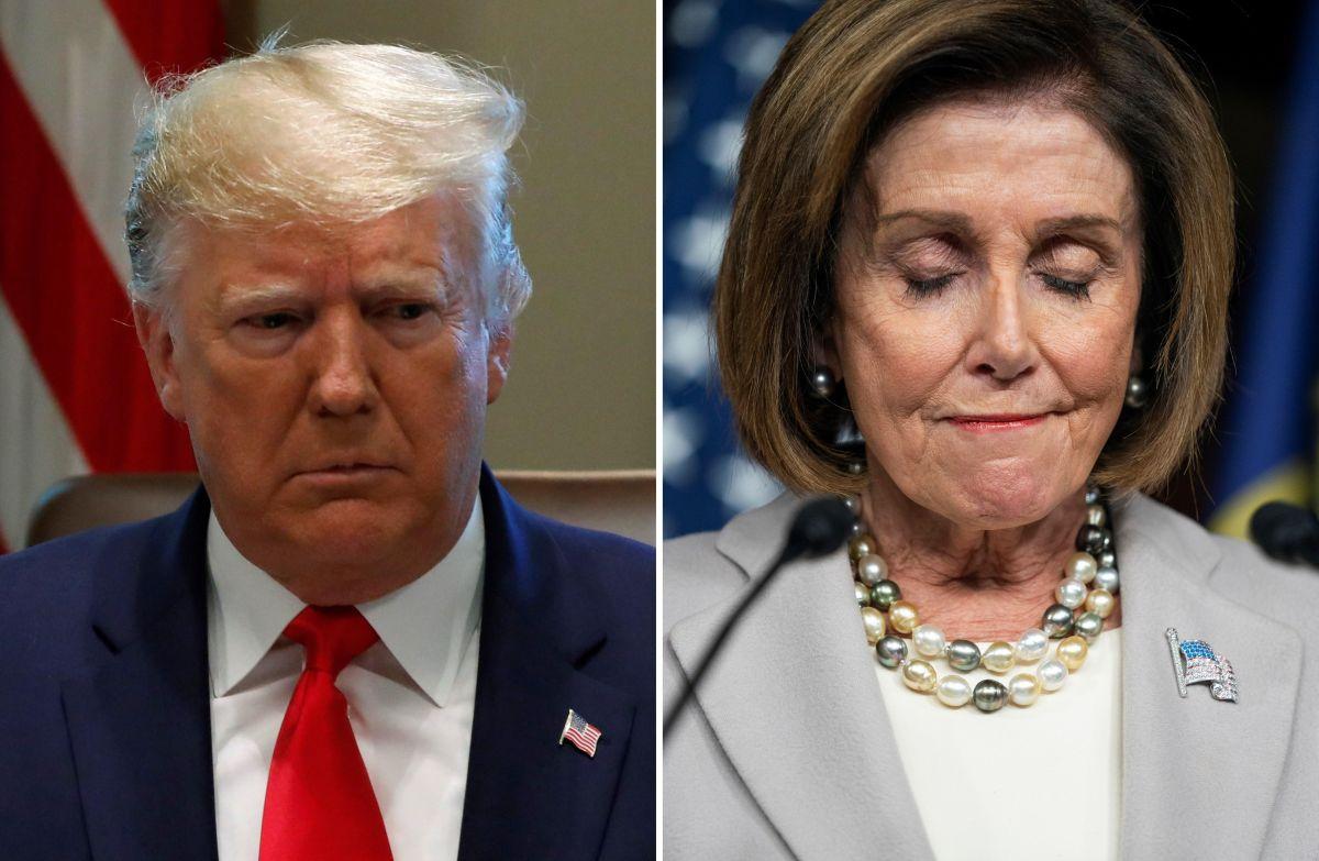 Nancy Pelosi no da el brazo a torcer ante republicanos e insiste en aprobación de Heroes Act para cheques de estímulo