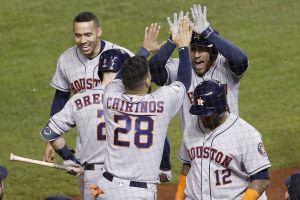 Astros a un paso del campeonato