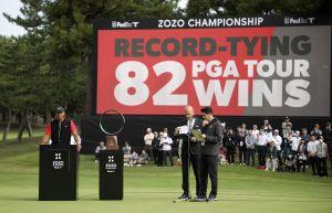 Tiger Woods igualó legendaria marca de hace 54 años
