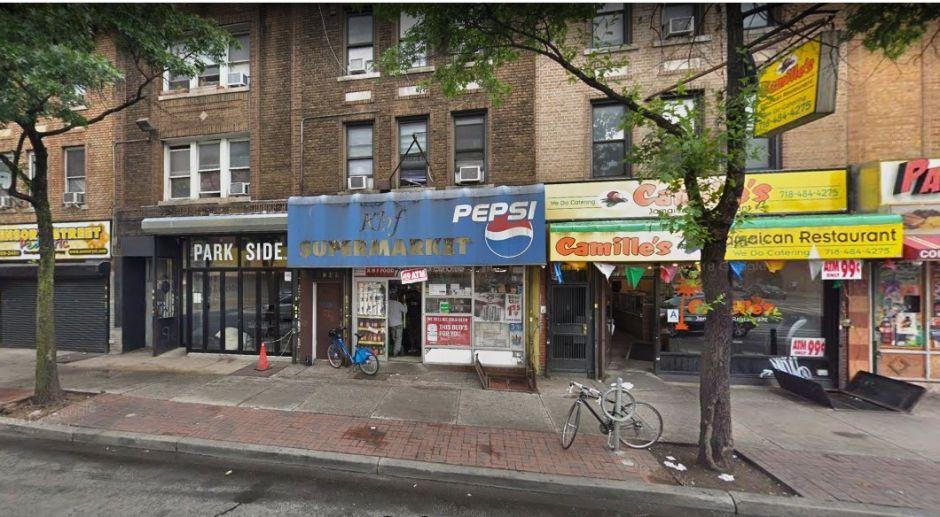 Hombre murió de varios balazos en bodega de Brooklyn